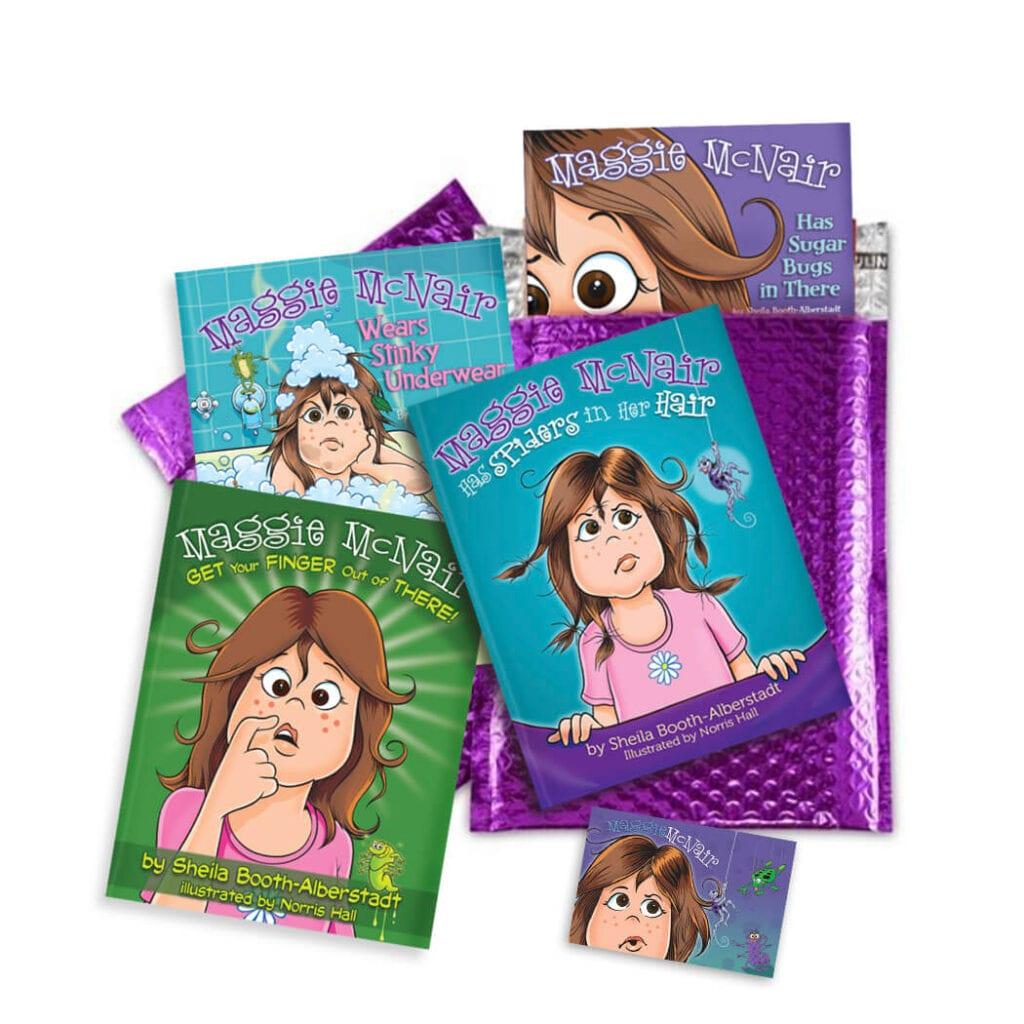 Maggie McNair Gift Pack
