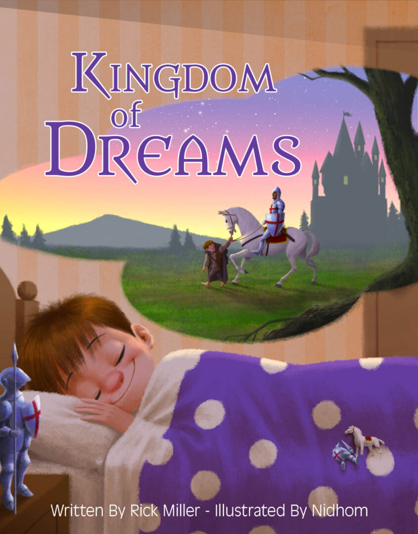 Kingdom of Dreams Cover page
